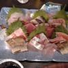中野鮮魚店 - 料理写真:刺身盛り合わせ2500円