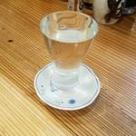 立呑み 山和屋 - 純米吟醸 山本ピュアブラック