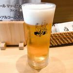 102065665 - ランチタイム 生ビール 290円