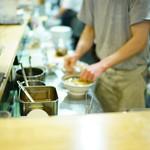 手打式超多加水麺 ののくら -