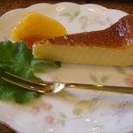 麦ばたけ - ベイクドチーズケーキ
