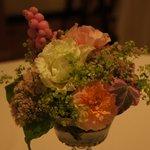 シェヌー - 卓上の可愛いお花