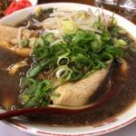 麺対軒 - 醤油ラーメン 720円