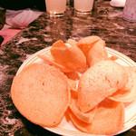 ナムチャイ - 海老煎餅