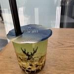 ジ アレイ - 小山緑茶タピオカミルクティ