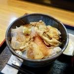 味処あづま - [2019/02]海鮮丼ランチ(500円)