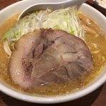 嘉祥 - 料理写真:味噌ラーメン(800円)