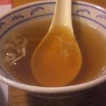 一品香 菜館 - スープ(2011/11)