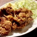 ら~麺藤平 - からあげ 3個