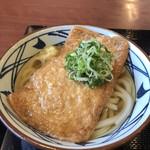丸亀製麺 - きつねうどん(並)