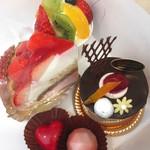 ローザンヌ - チョコレートとケーキ