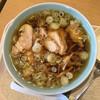 カフェごはん キーチャンズ - 料理写真:鶏中華そば 756円