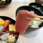 熱海 銀シャリ 澤 - 中トロ!