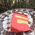 ラ ミエル - 料理写真:こちら TORUTA HELADA いちごシロップのお味