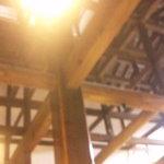 10209738 - 天井までの吹き抜けと小屋根組
