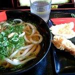 伊予製麺 - かけうどん