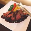 イタリアンバル グラーノドォーロ - 料理写真:盛岡短角牛のタリアータ  2400円