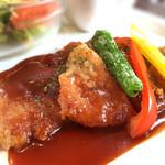 アリエッタ - 料理写真:カツレツ(週替わりランチ)