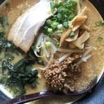 みそ禅 - 料理写真:仙台味噌ラーメン