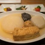 小田原おでん本店 - 料理写真:おでんお任せ5品