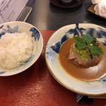 鯛匠 HANANA - 料理写真:鯛茶漬け。