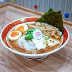 ソラノイロ ニッポン - ■特製中華そば 1100円