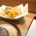 さわ寿し - 白魚の天ぷら