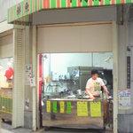 下村商店 - 玉造、日之出商店街の中、すぐわかります