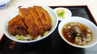 田村食堂 - ソースかつ丼