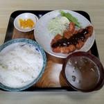 わか - 料理写真:「豚カツ 味噌 (780円)」