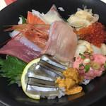 寿司と魚料理魚々や - 料理写真: