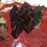 warayakiya - わら焼き鰹のたたき