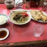 102106331 - ラーメン・餃子・ライス