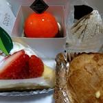 ドンバル洋菓子店 - 料理写真:おぃらのチョイス
