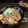 自己流ラーメン綿麺 - 料理写真:つけ麺(並) 4杯目