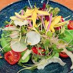 ダンプリングタイム 餃子時間 - ニラ野菜と卵の西安餃子