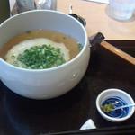 102118003 - 『チーズ丸天うどん   600円なり』