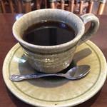 喫茶 蔵 - 「氷温熟成コーヒー」350円