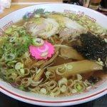 麺工房善 - 飛魚ラーメン