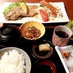 鮮魚 網代 - 刺身定食A