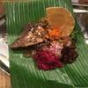 月曜スリランカカレー - 料理写真:本日のプレート(さば)