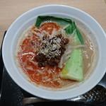 102123759 - 白胡麻担々麺(1000円)あっさり味