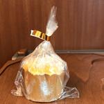 グランドゥ アムール - カスタードシフォンケーキ