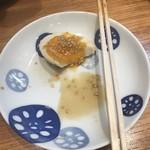 とんこつ亭 ひろみちゃん - 煮卵!