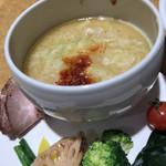 鶏番長 - 超濃厚味噌つけ麺