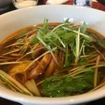 102129154 - ピリ辛葱チャーシュー麺