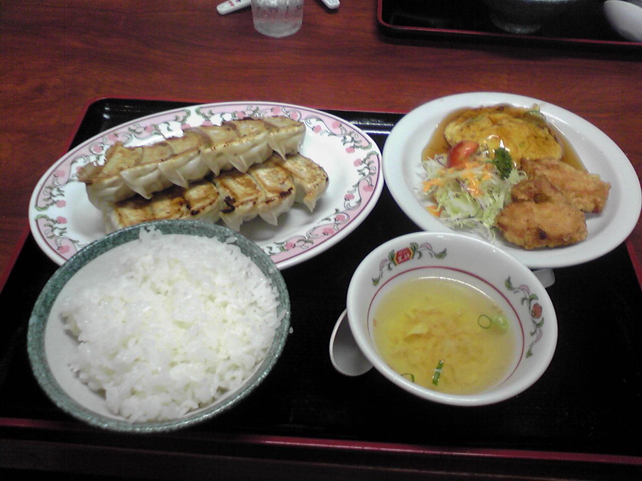 餃子の王将 桃山店