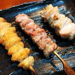 Shodaimemmatsu - PtC所持者限定の大山鶏の焼き鳥