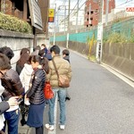 尾花 - 外観(20〜30人の行列)