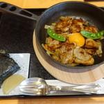 新南愛知カントリークラブ - 鴨の味噌煮込み(900円)